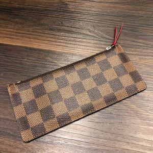 Louis Vuitton Josephine Wallet Zippy Insert